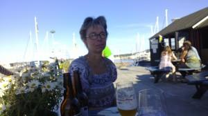 Elsa hamnen Båstad