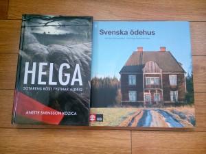 Bok Ödehus och Helga