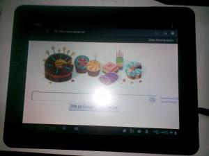 Google uppmärksammar födelsedagar