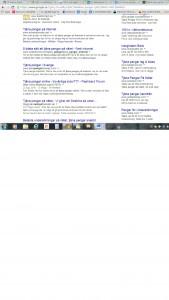 skärmdump google sök