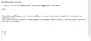 Skärmklipp bloglovin