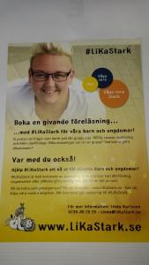 Linda Karlsson app #likastark