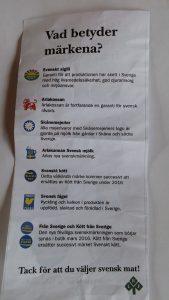 svar svensk mat