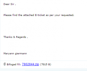 e-ticket-spam